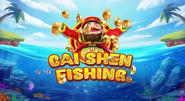 Cai Shen Fishing | Tembak Ikan Online JDB Slots